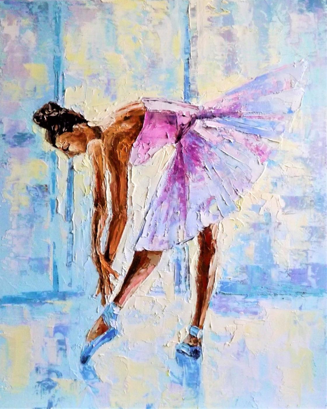 Sergey Yurievich Efremov. Ballet
