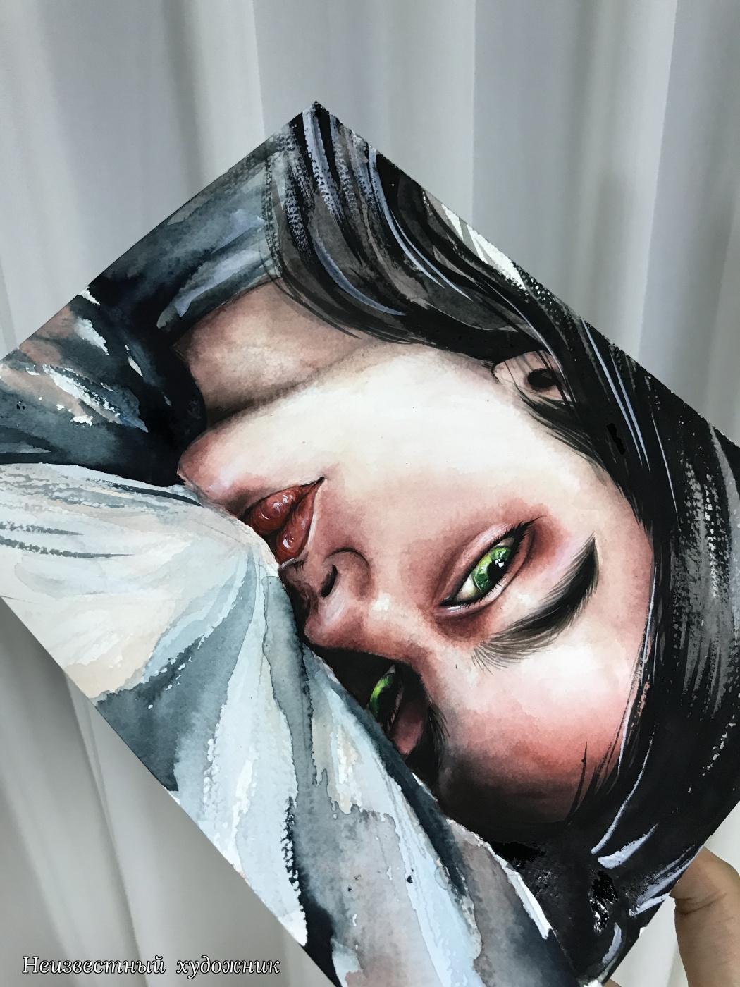 Unknown artist. Сон