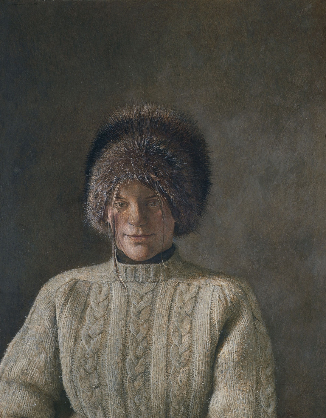 Andrew Wyeth. My young friend