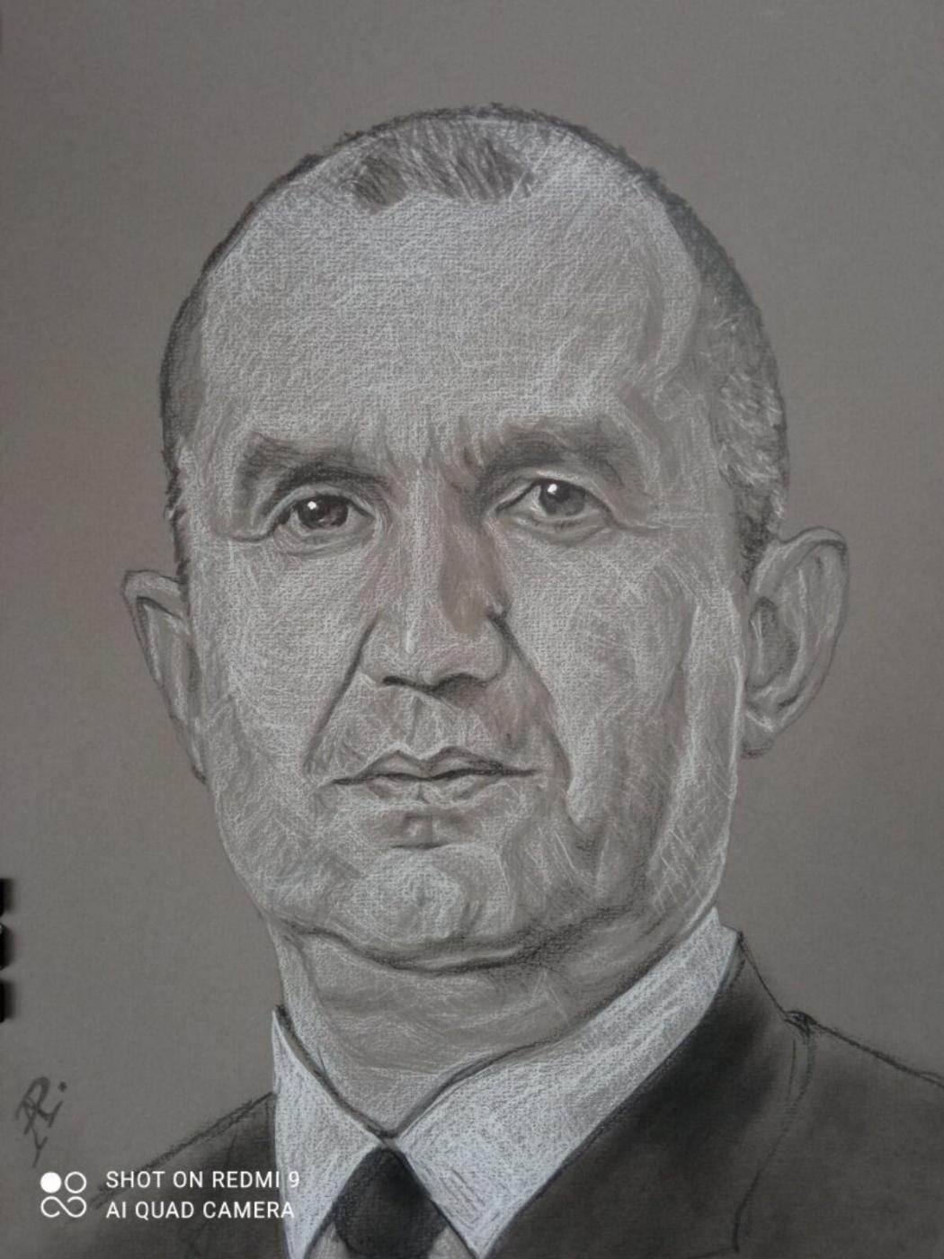 Anatoly Alexandrovich Rybakov. Rumen Radev, President of Bulgaria ...