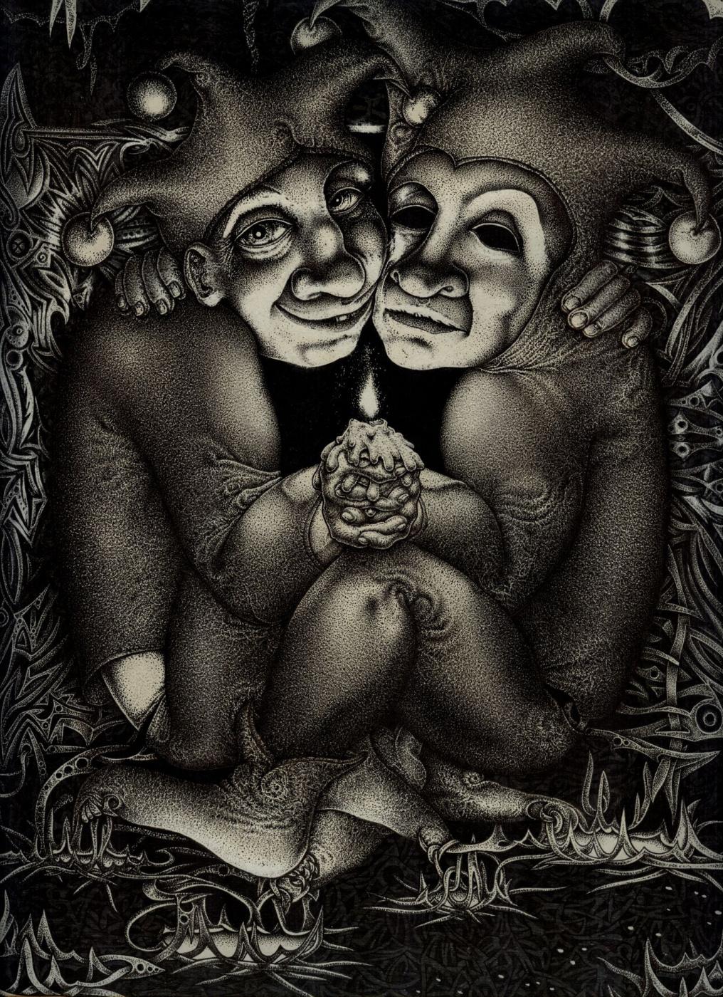 Андрей Бурлак. Twins