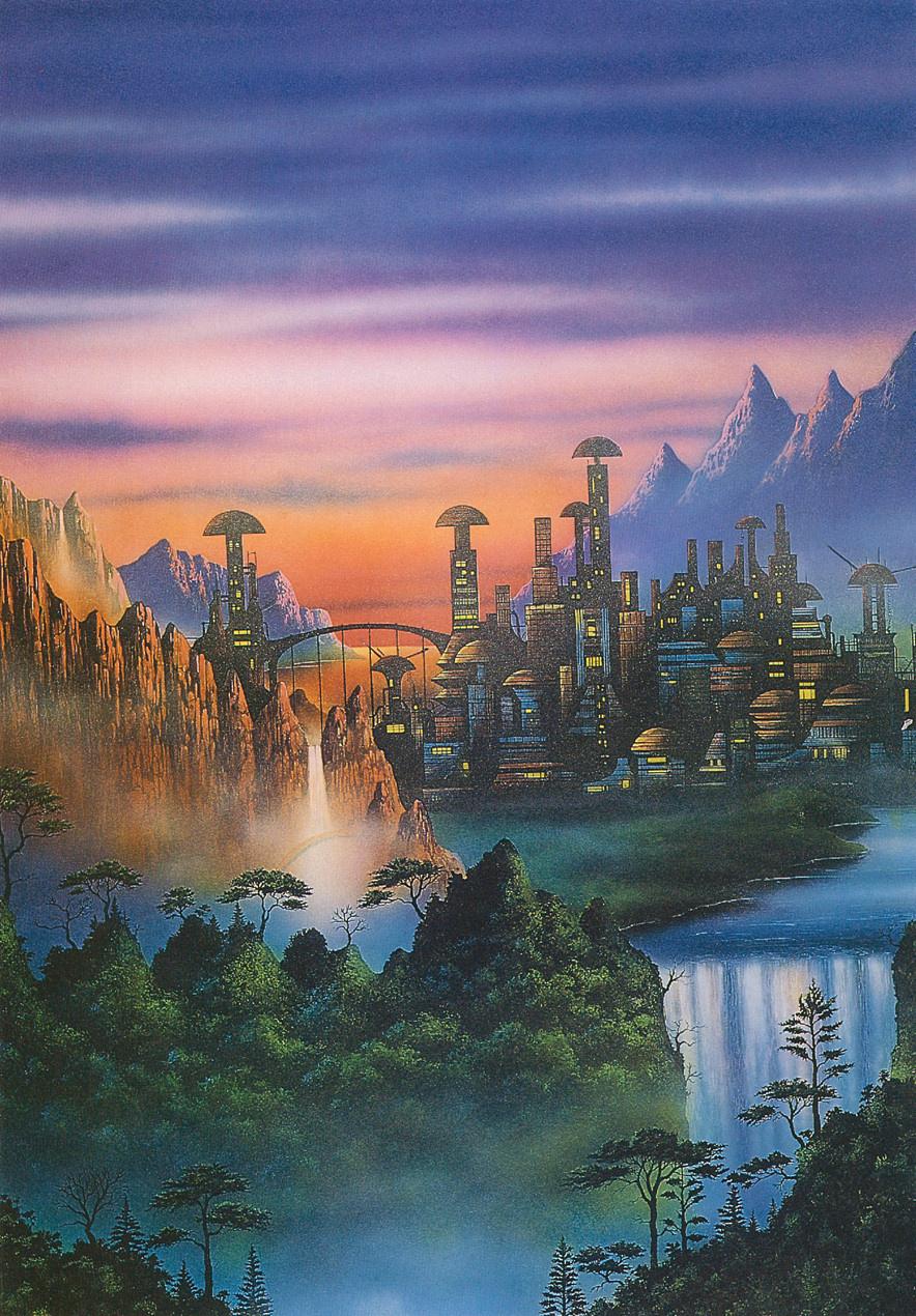 Danny Flynn. Utopia