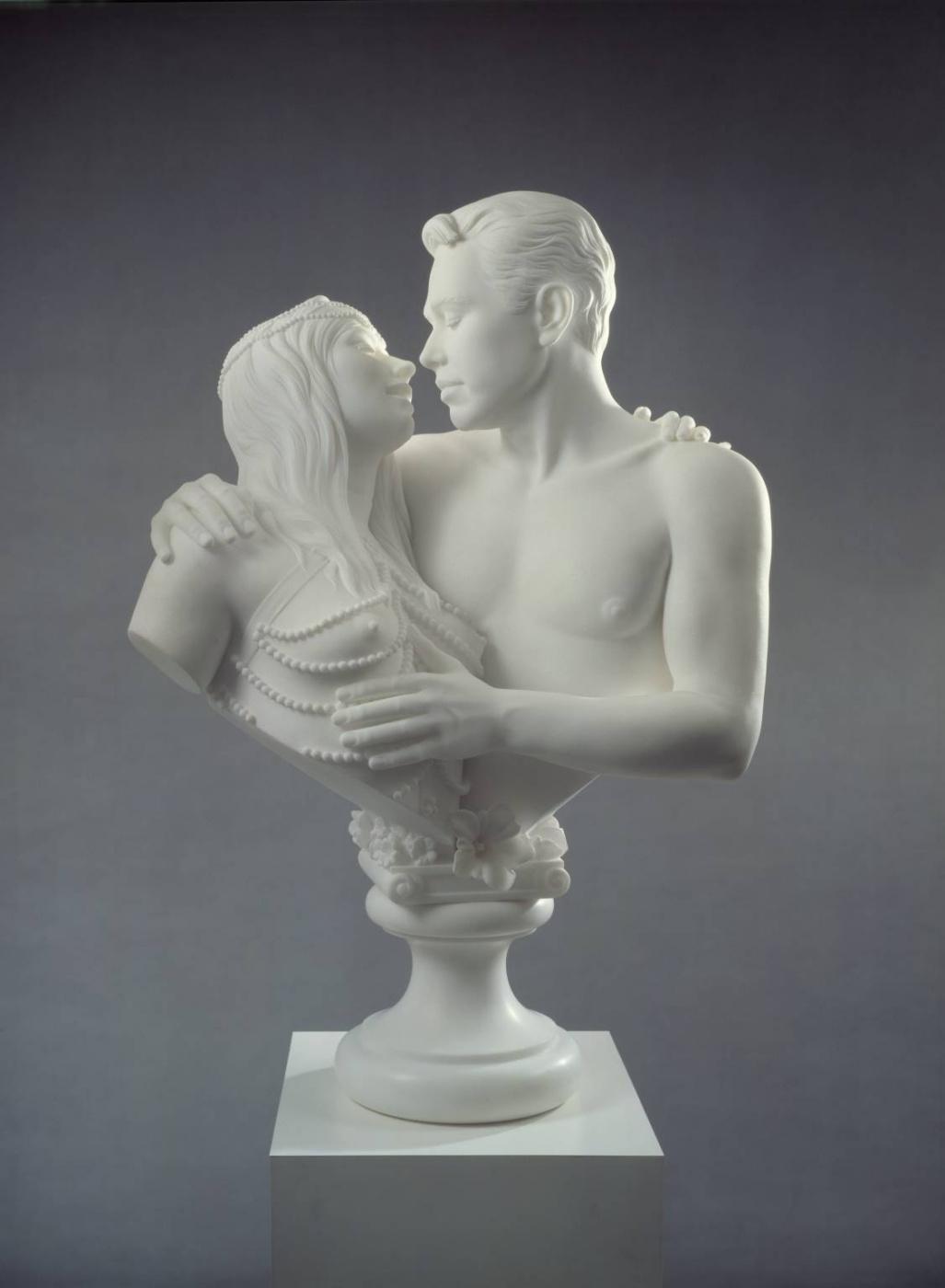 Jeff Koons. Jeff and Ilona