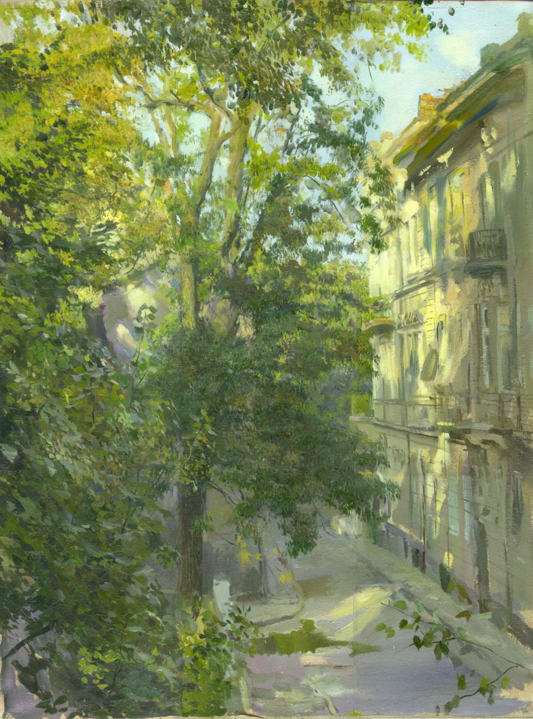 Dmitry Nayda. Evening