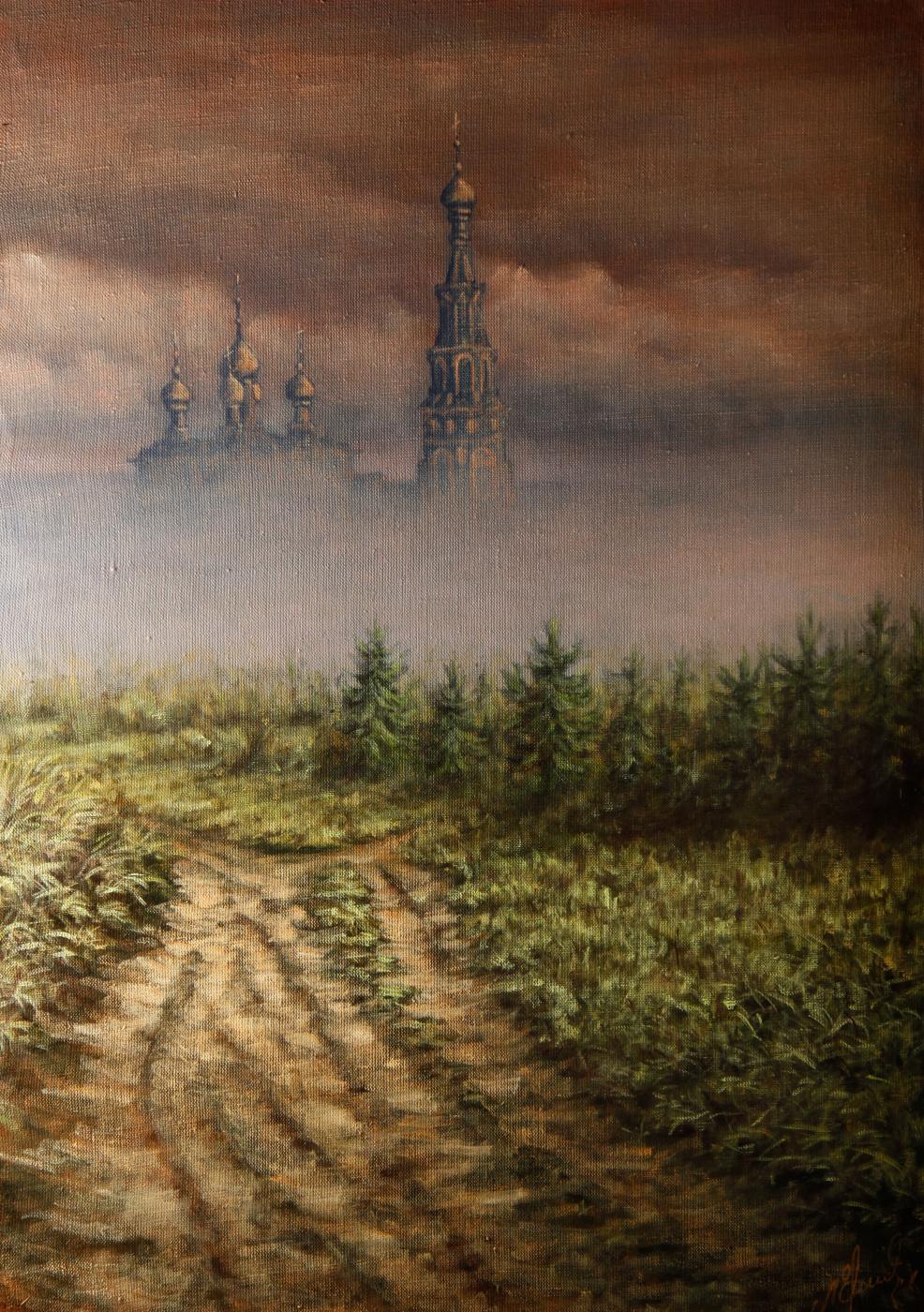 Valery Levchenko. No. 174 The road to ...