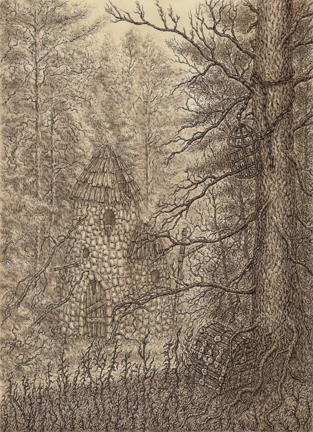Vladimir Vladimirovich Khablovsky. Lost in the forest