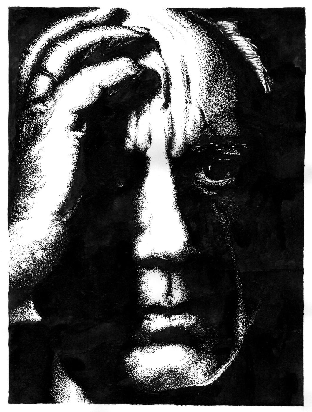 Vladimir Vasilyevich Abaimov. Picasso