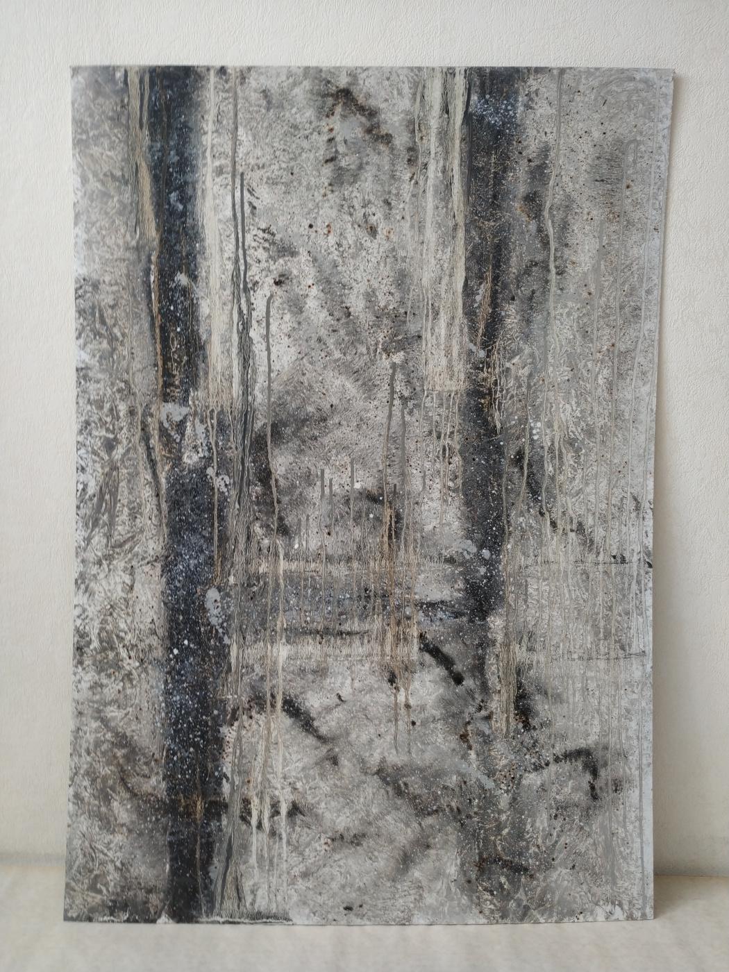 Gulzhanat Temirkhan. Abstraction 13
