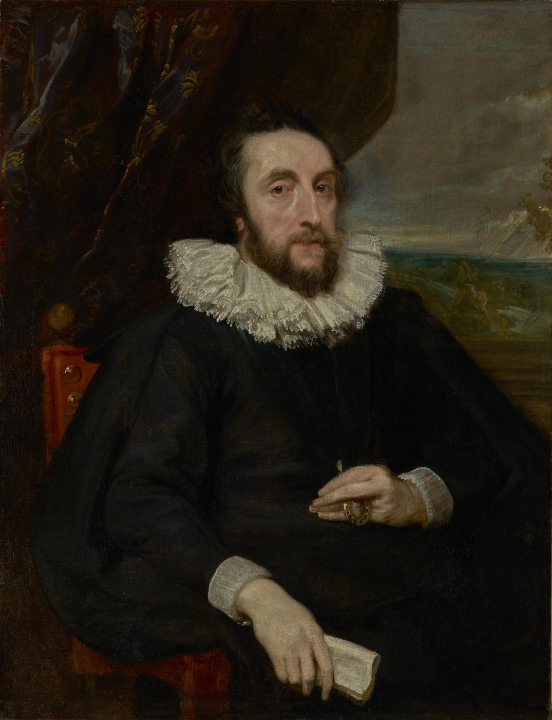 Anthony van Dyck. Thomas Howard, 2nd Earl of Arundel