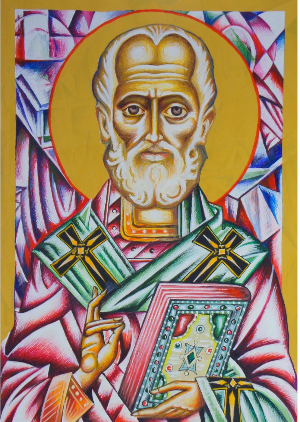 Peter Alexandrovich Shein. Nikolay Mir Lycian