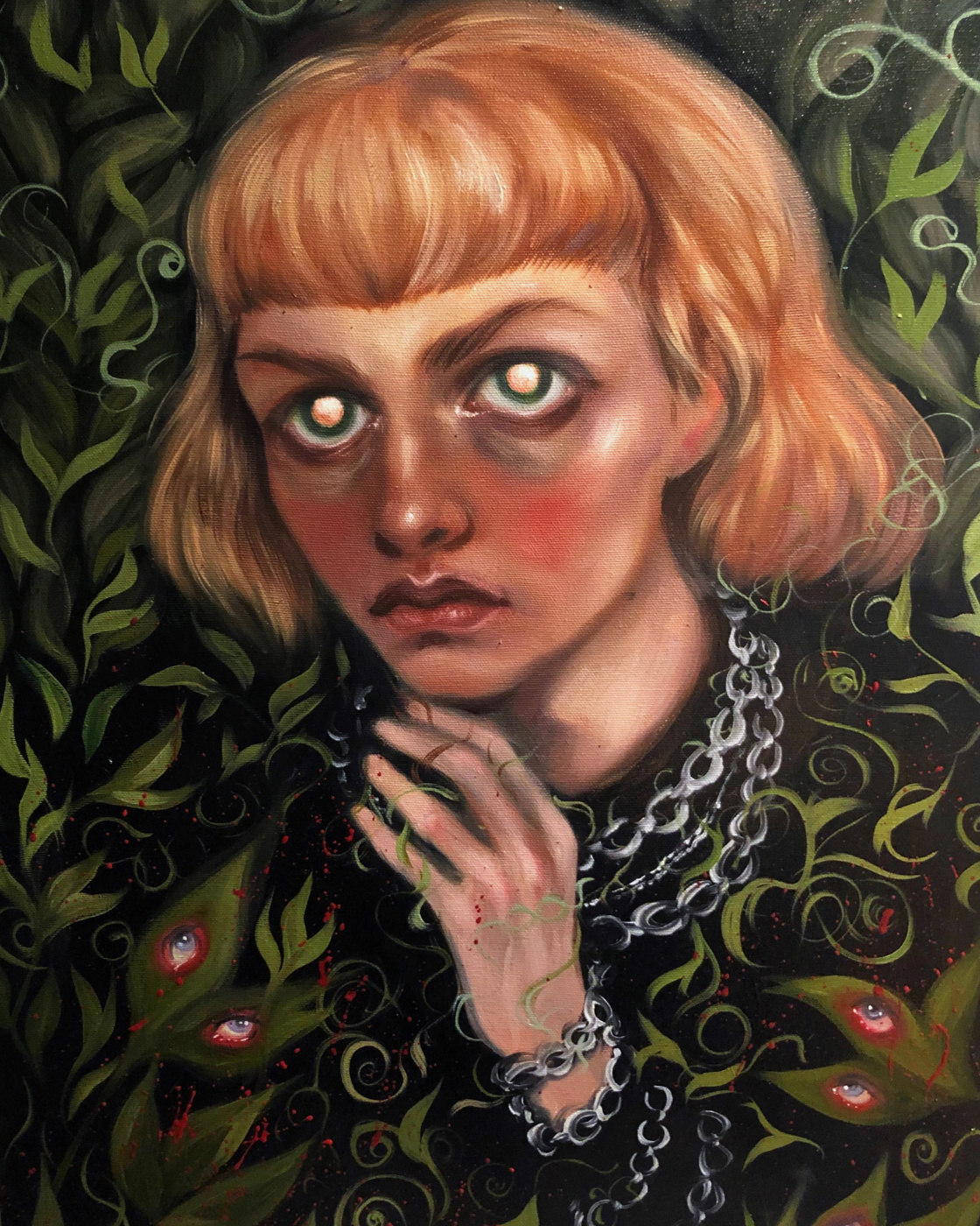 Uliana Dostoevskaya. Outlander