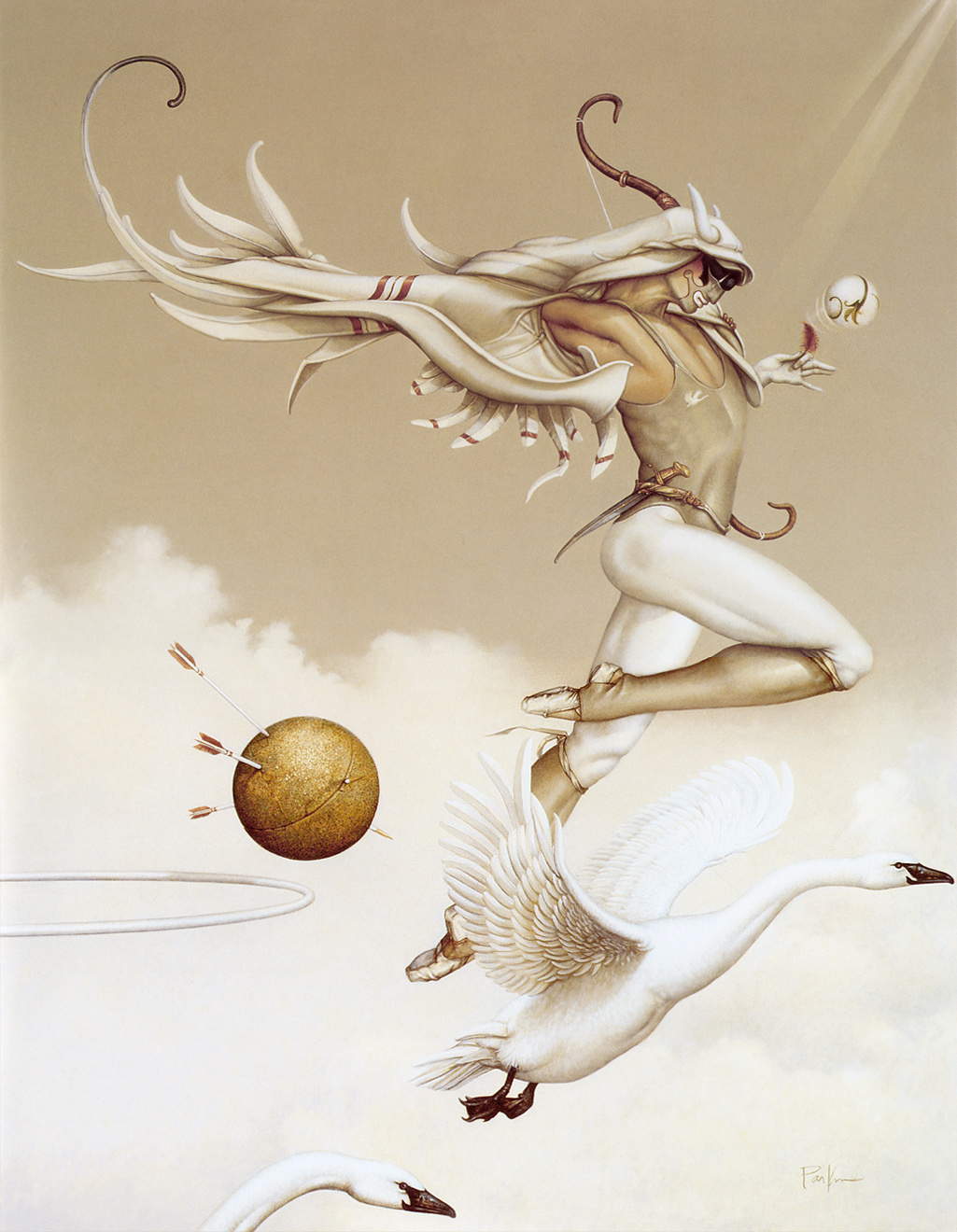 Michael Parkes. Heaven