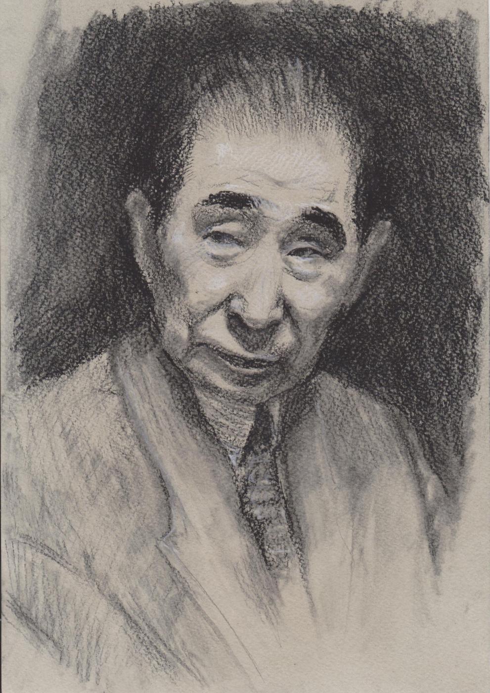 Alina Chaplygin. Kenzo Tanghe