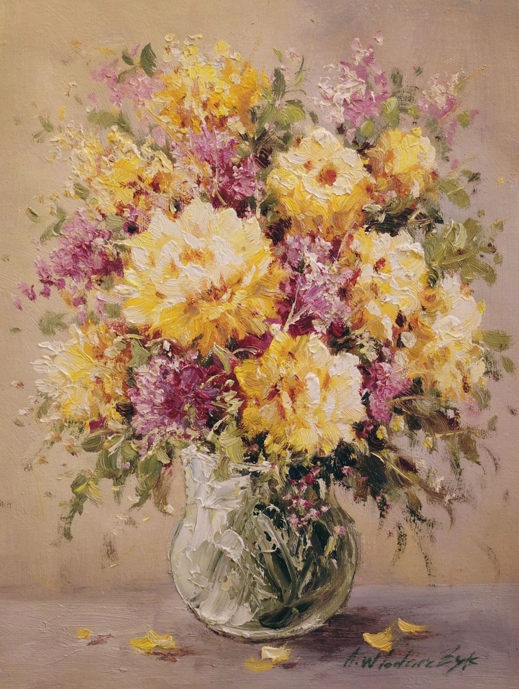 Andrzej Vlodarczyk. Morning bouquet