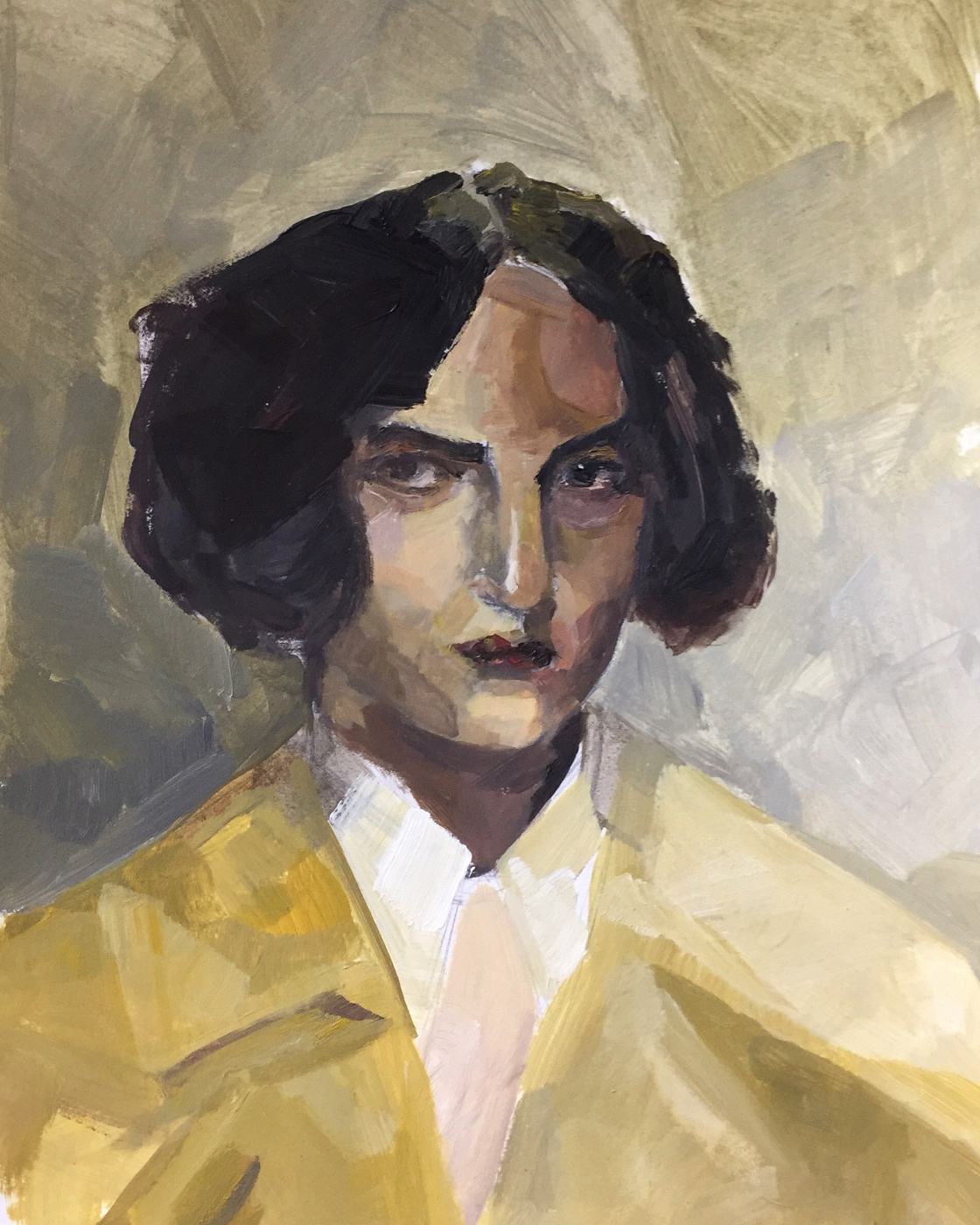 Лиза Симиониди. Еврейская девушка