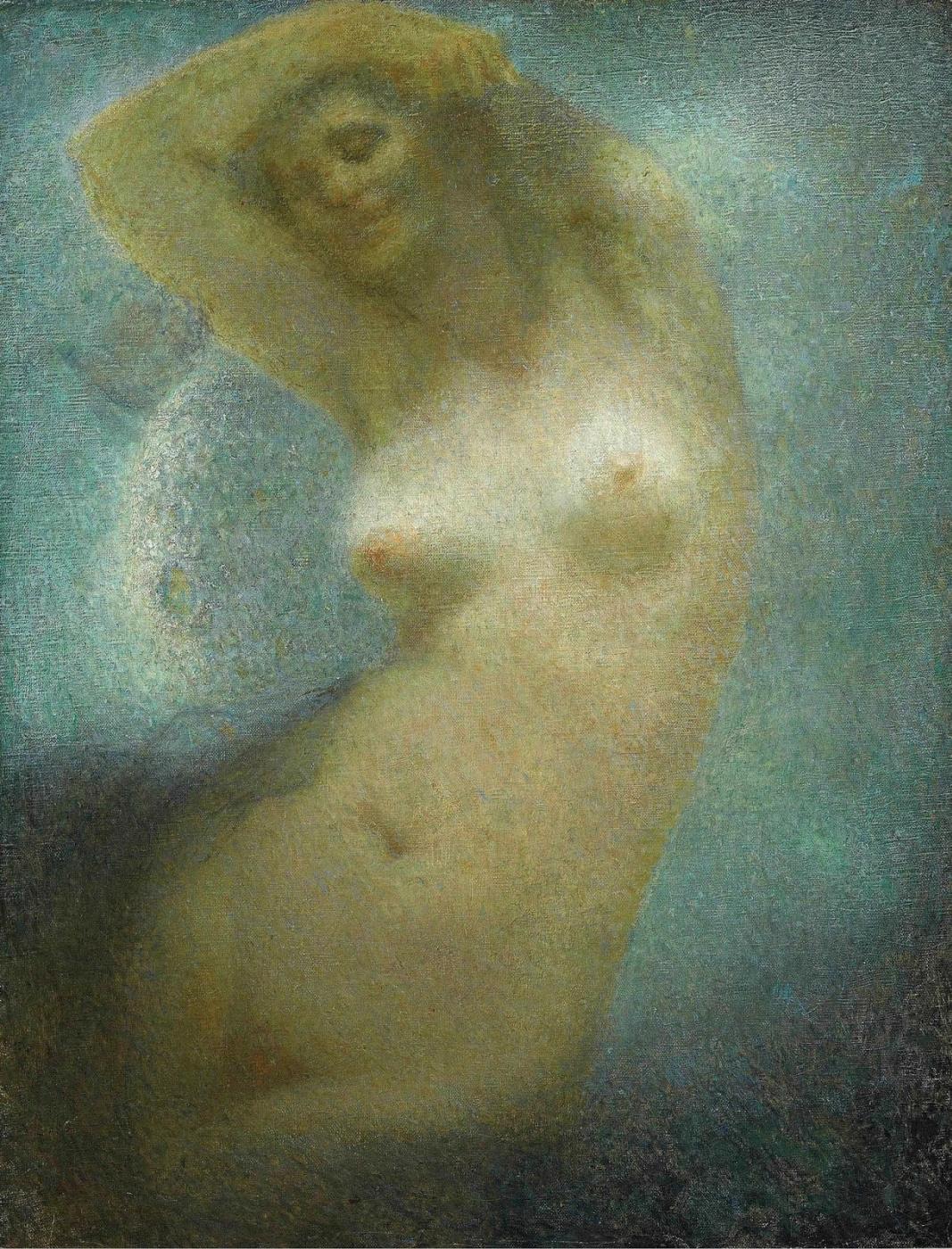 Lucien Levi-Durme. Moonlight Sonata. About 1925