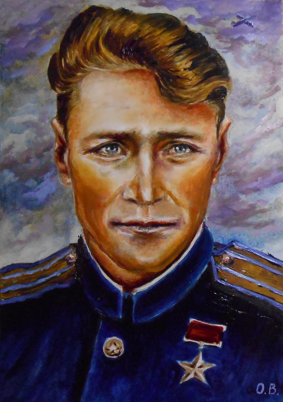 Владимир Иванович Осипов. Konstantin Stepanovich Alekseev, hero of the Soviet Union, 1942 © 2018.
