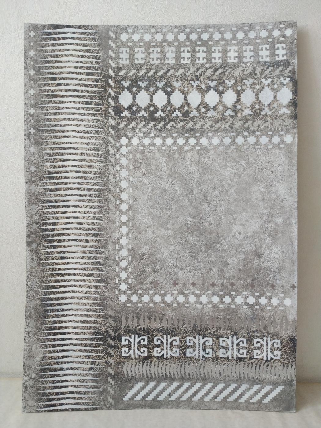 Gulzhanat Temirkhan. Abstraction 27