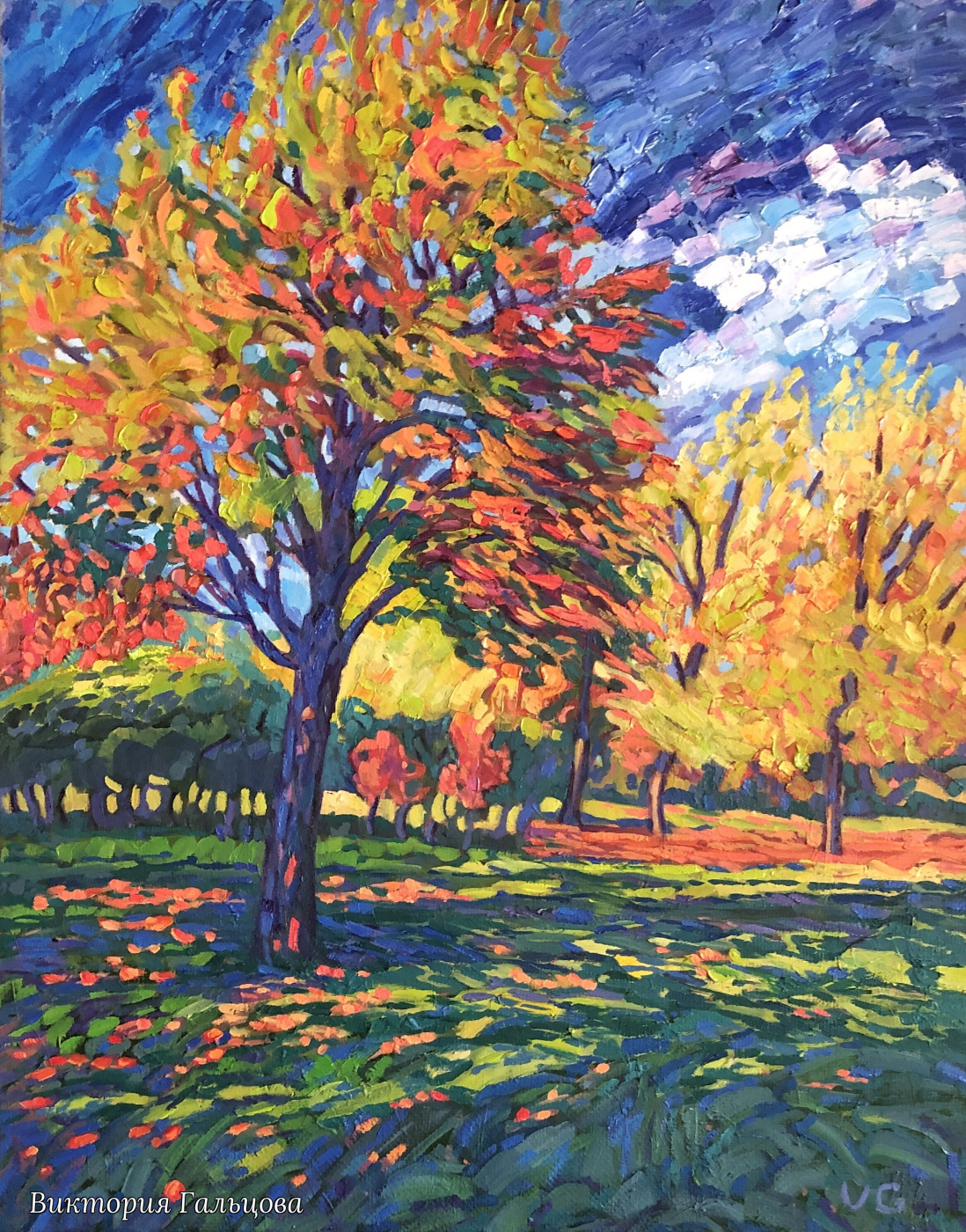 Victoria Galtsova. Осенний мир