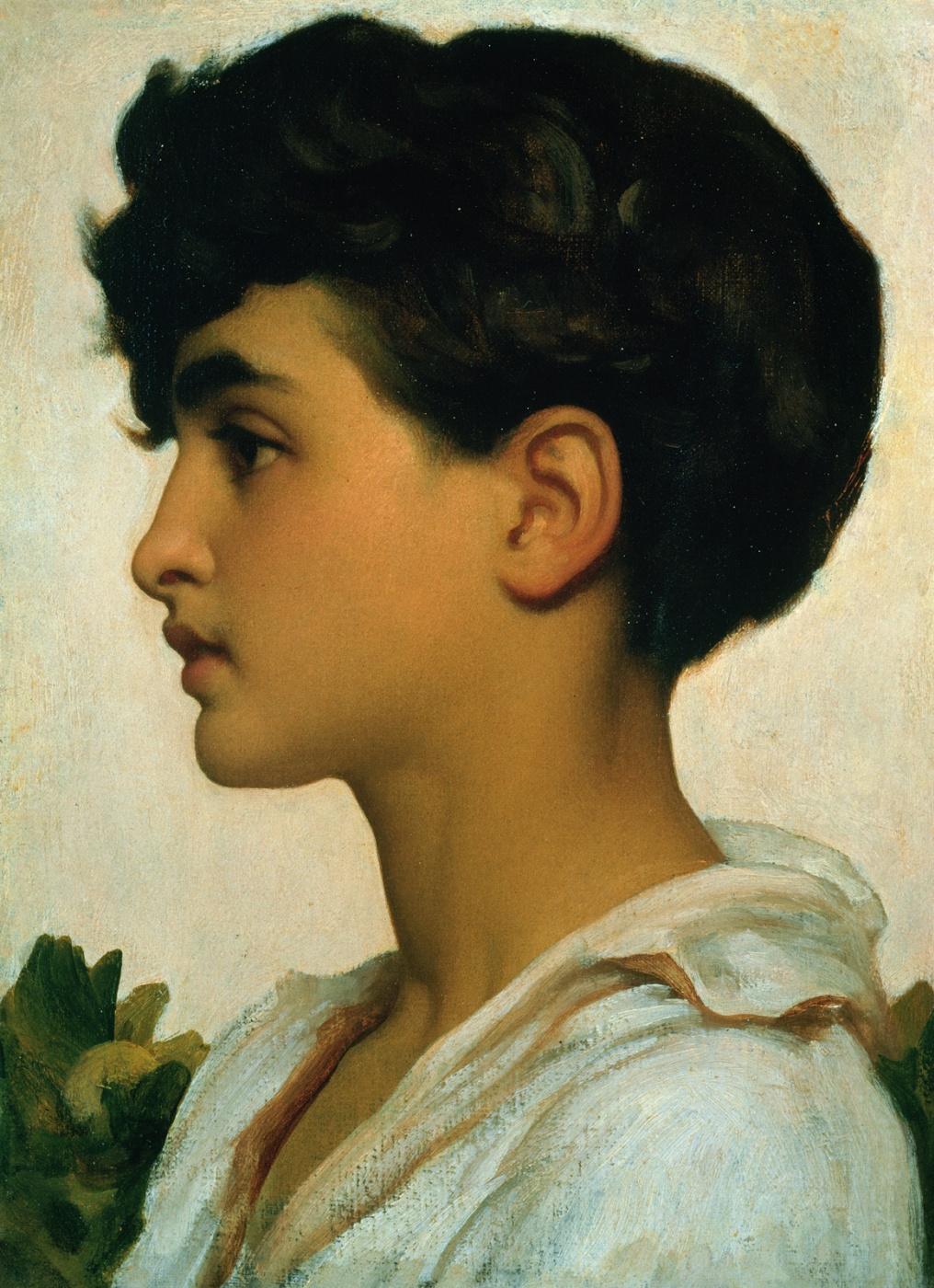 Frederic Leighton. Paolo