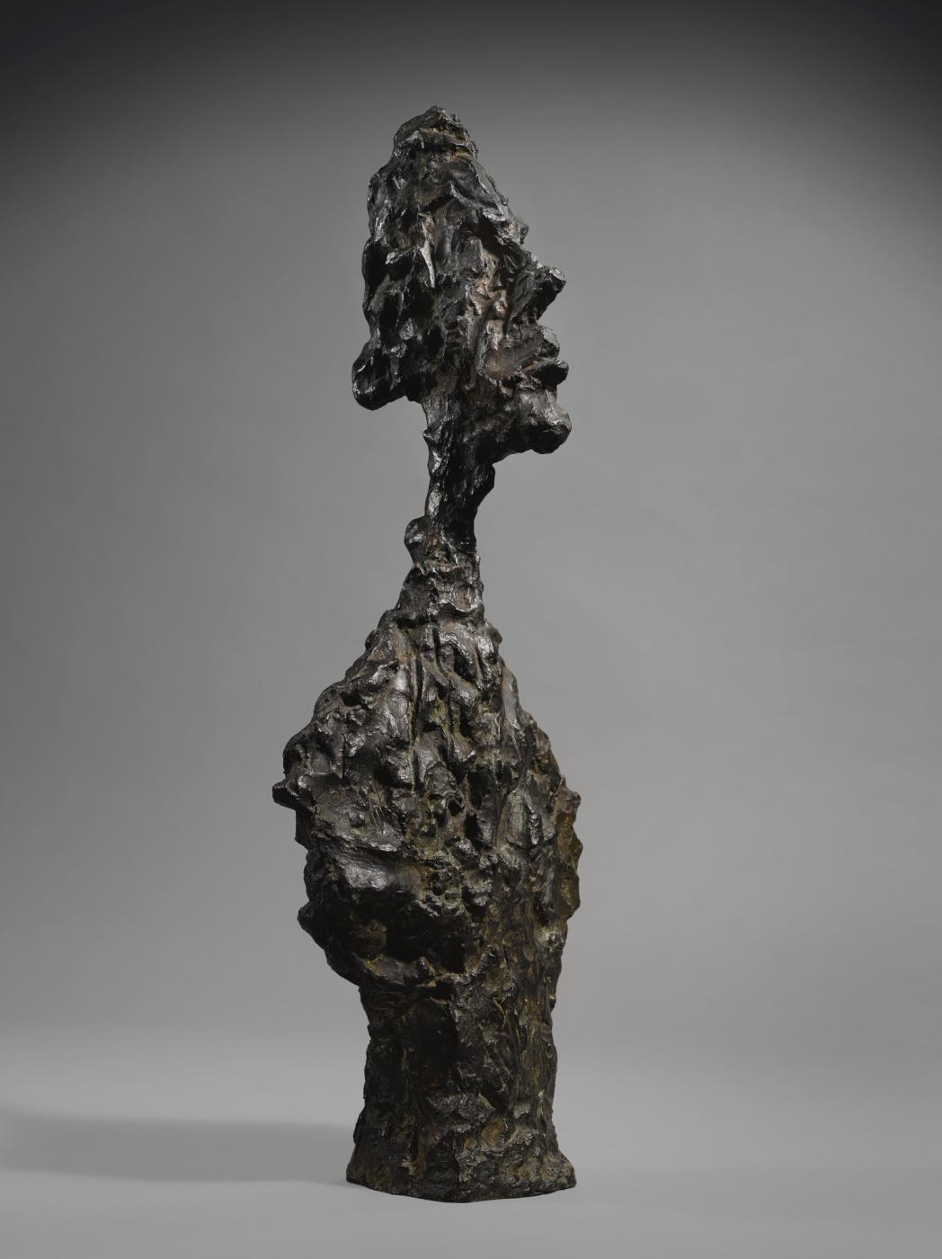 Alberto Giacometti. Bust Of Diego