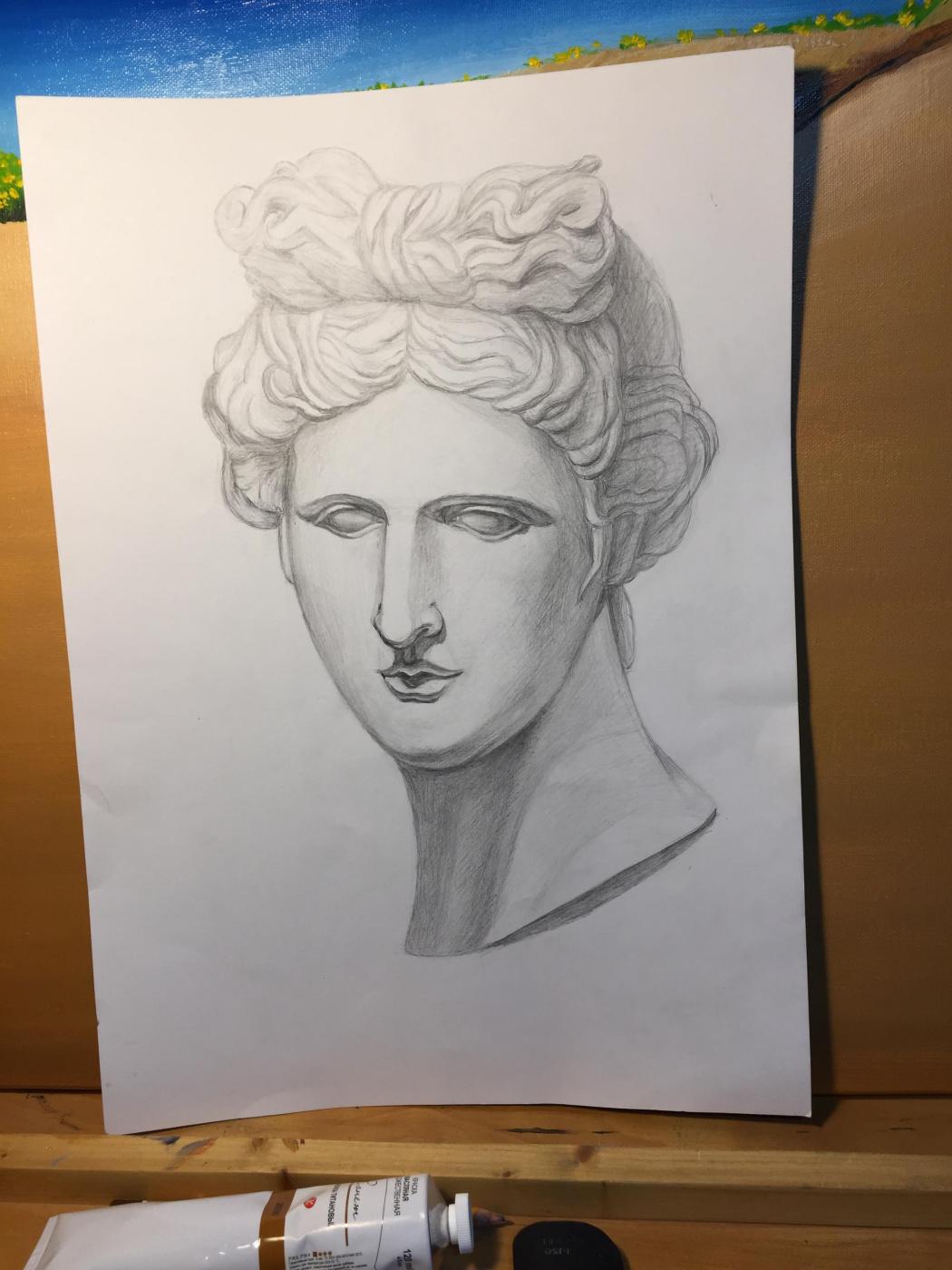 Victoria Maltseva. Apollo