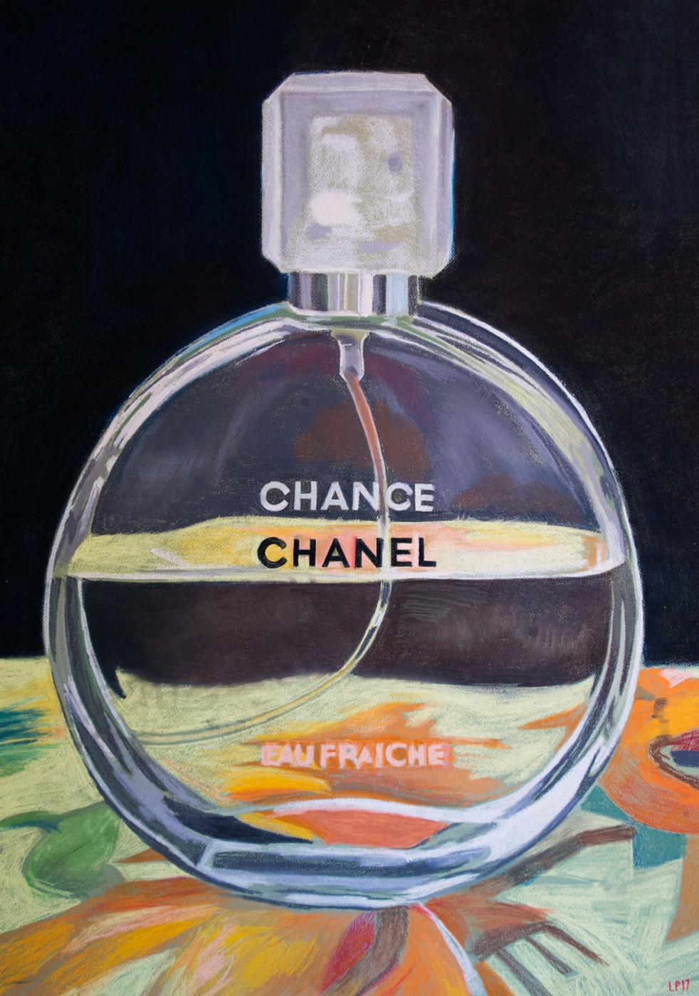 Lubov Harlanova. Chanel Chance