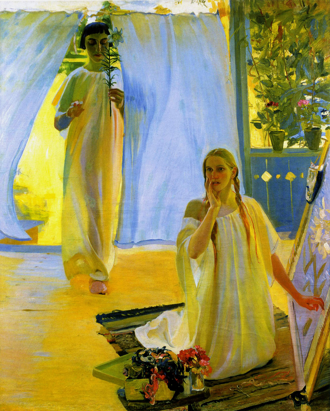 Alexander Murashko. The Annunciation