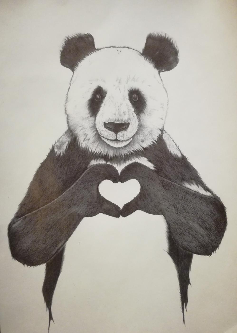 Alexey Olkhovatsky. Panda