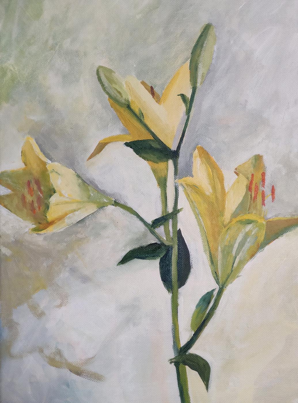 Sandra Nadaraya. Lily