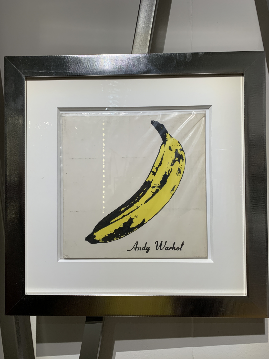 Andy Warho. Banana