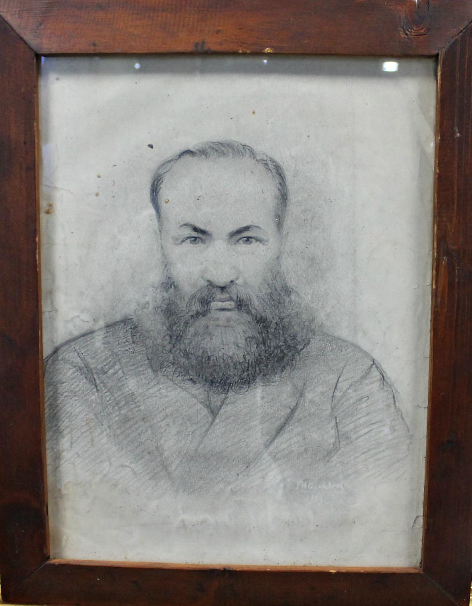 Nikolay Yakovlevich Talyantsev. Sveshnikov