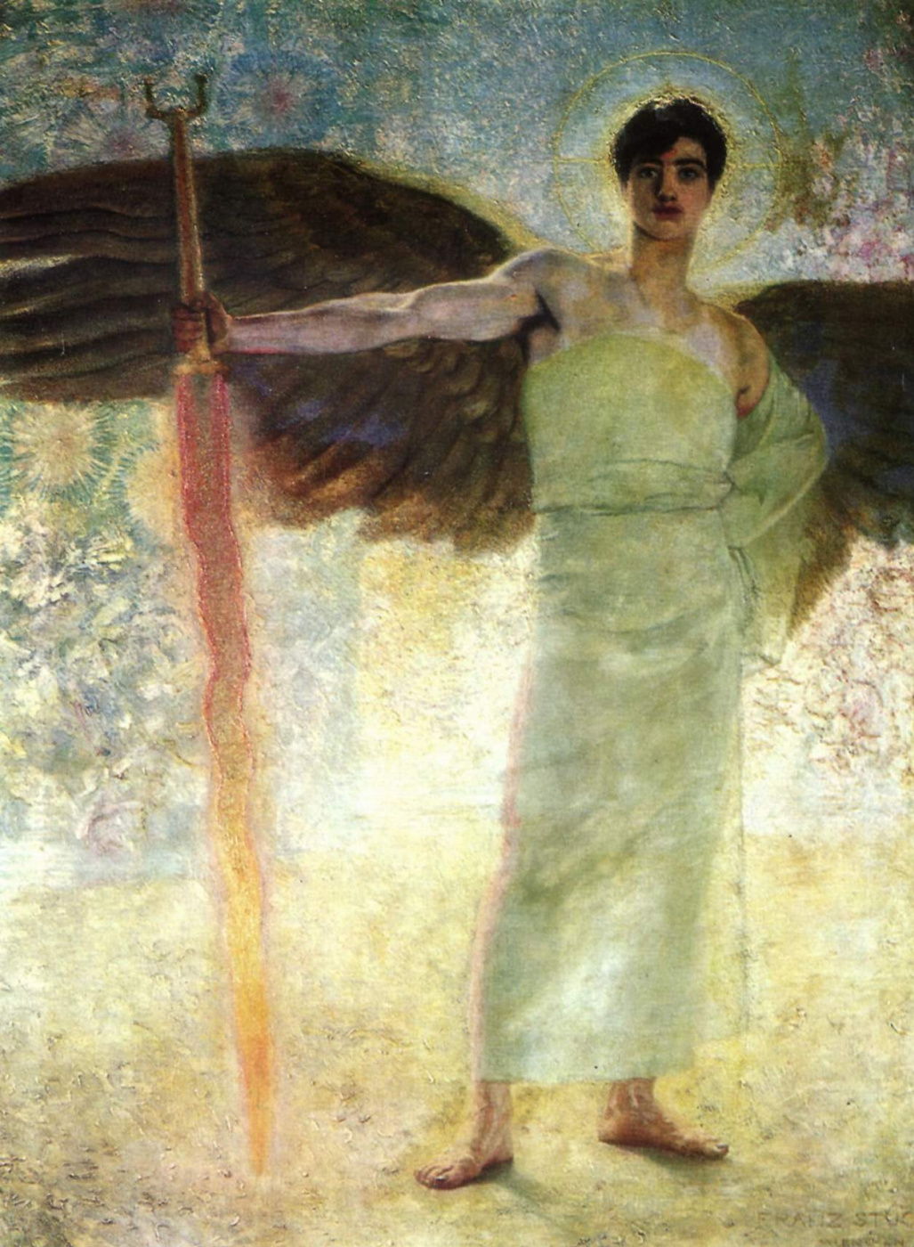 Franz von Stuck. Guardian of Paradise