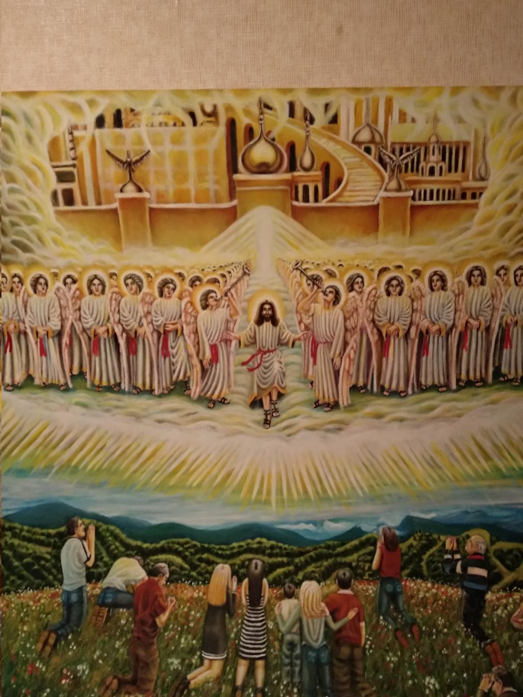 Sergey Nikolaevich Zinoviev. The Second Coming of CHRIST