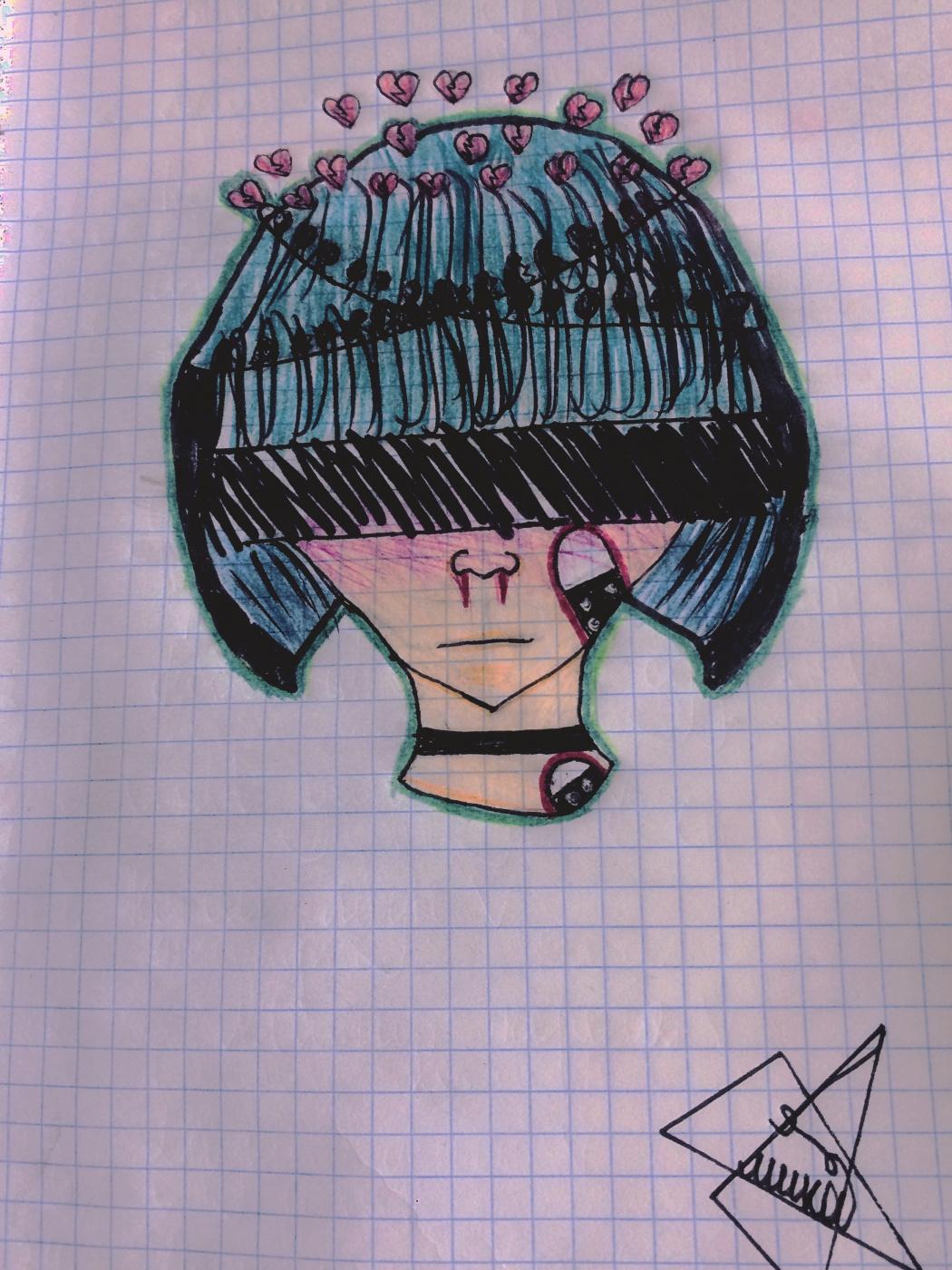 Tanya Trukhaleva. Girl