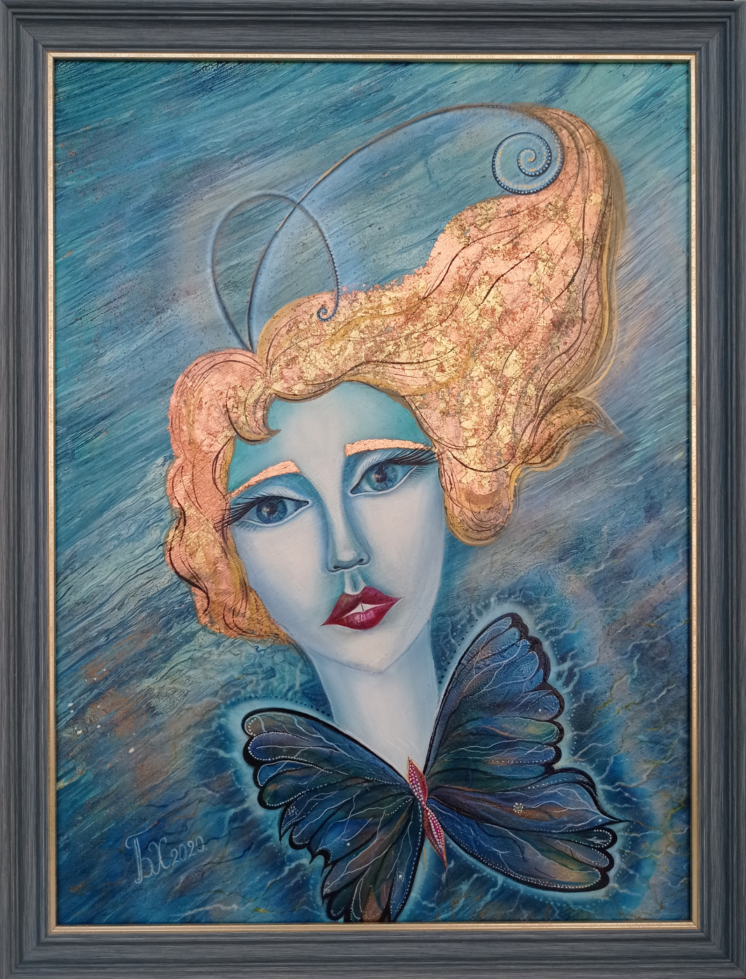 Khristina Igorevna Belousova. Butterfly from the abyss.