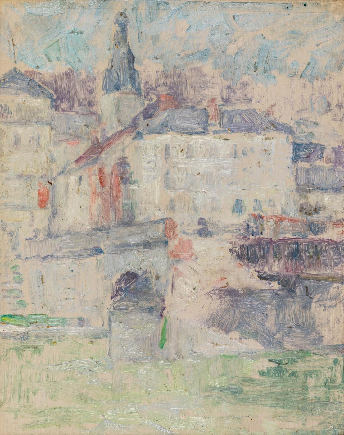 Edmund William Griesen. Chateau Thierry