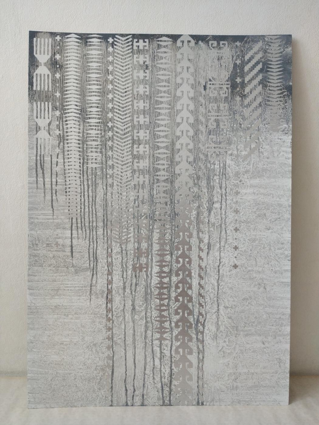 Gulzhanat Temirkhan. Abstraction 26