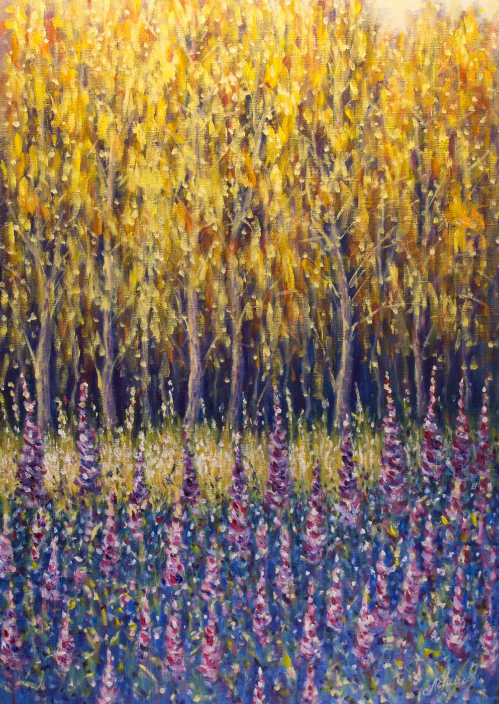 Valery Levchenko. No. 375 Autumn decoration