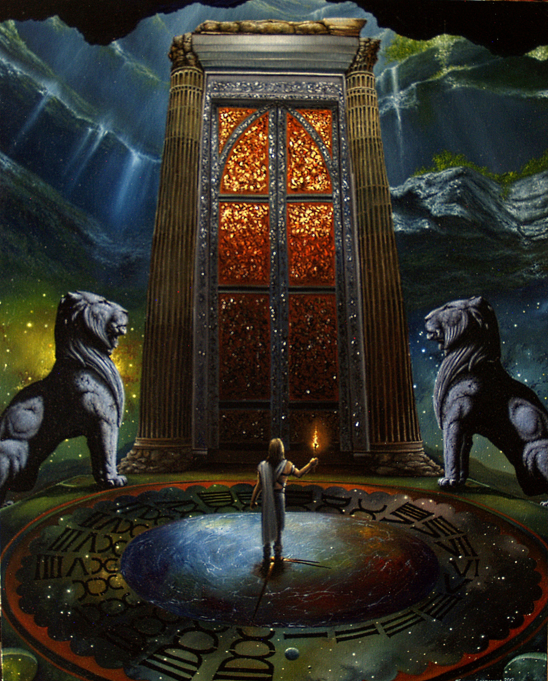 Katerina Bukuros. Золотые Врата Рая