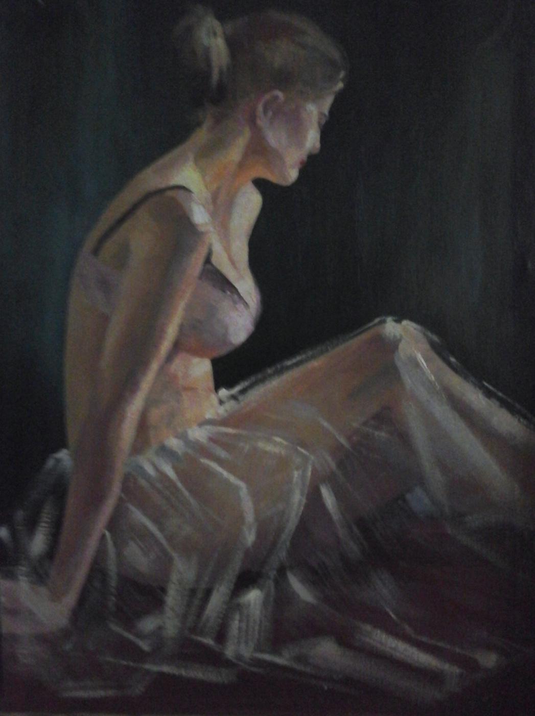 Stetskaya Alexandrovna Elena. Model