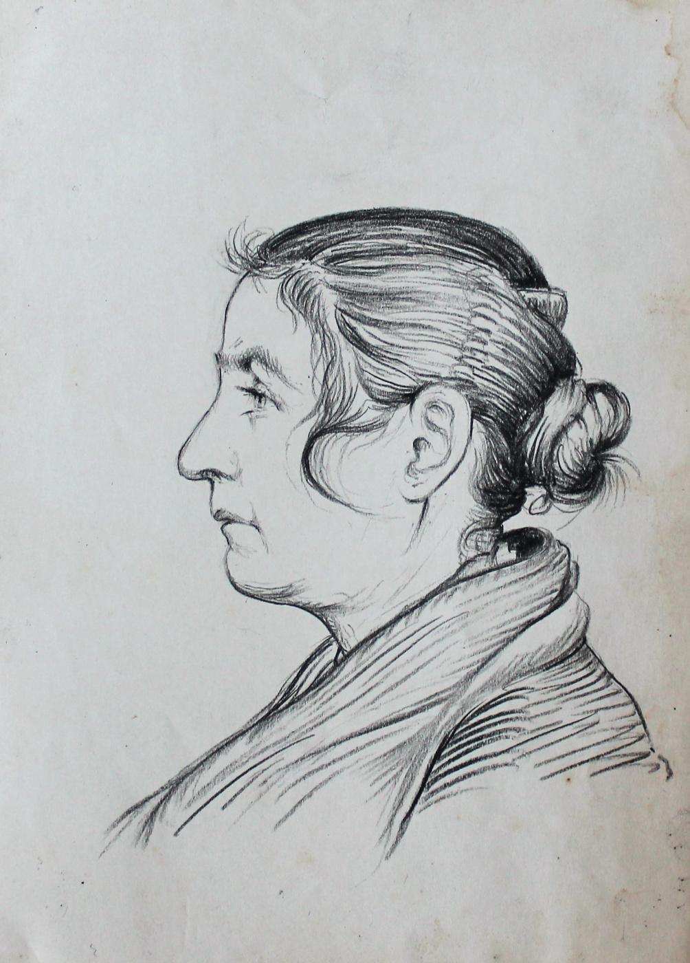 Nikolay Yakovlevich Talyantsev. Maria Shonkina