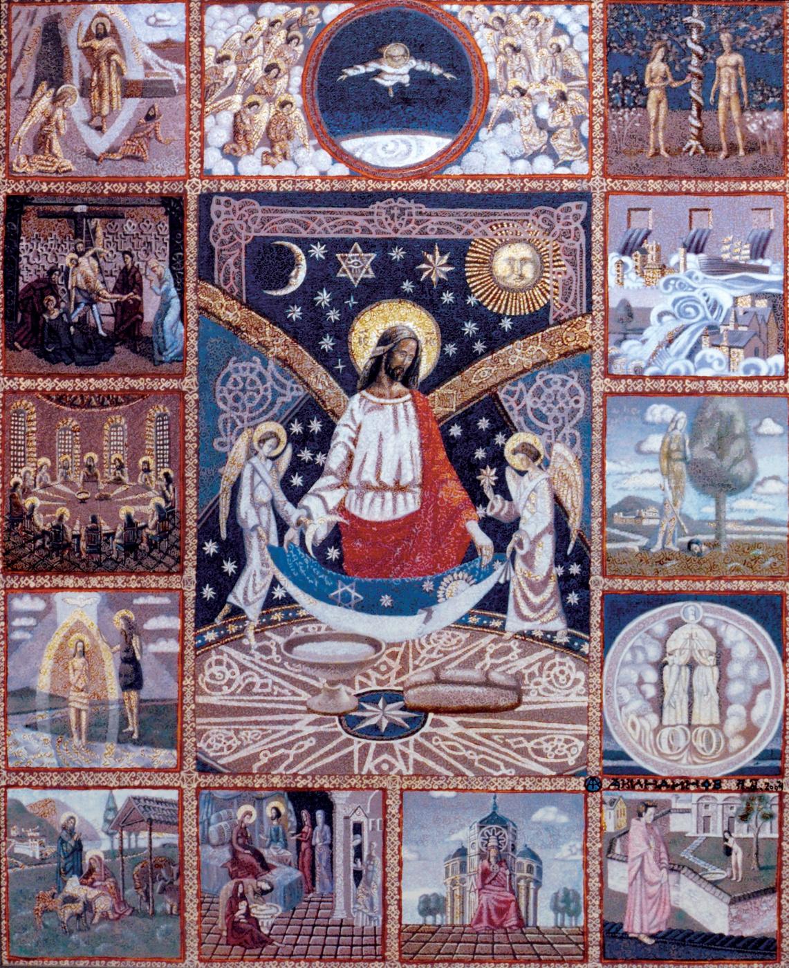 Алексей Петрович Акиндинов. Glory of the lord
