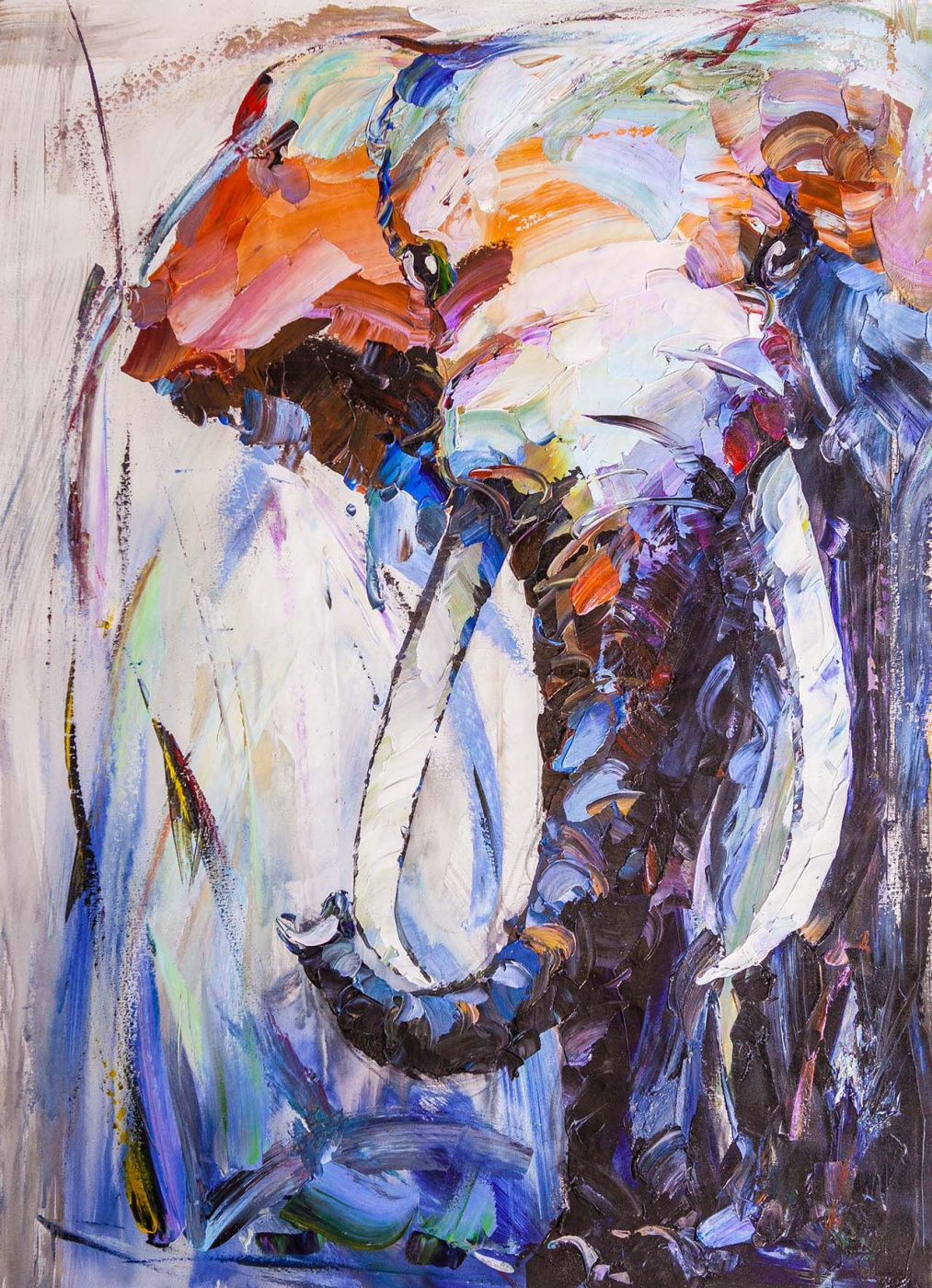 Jose Rodriguez. Theory of Elephants N3