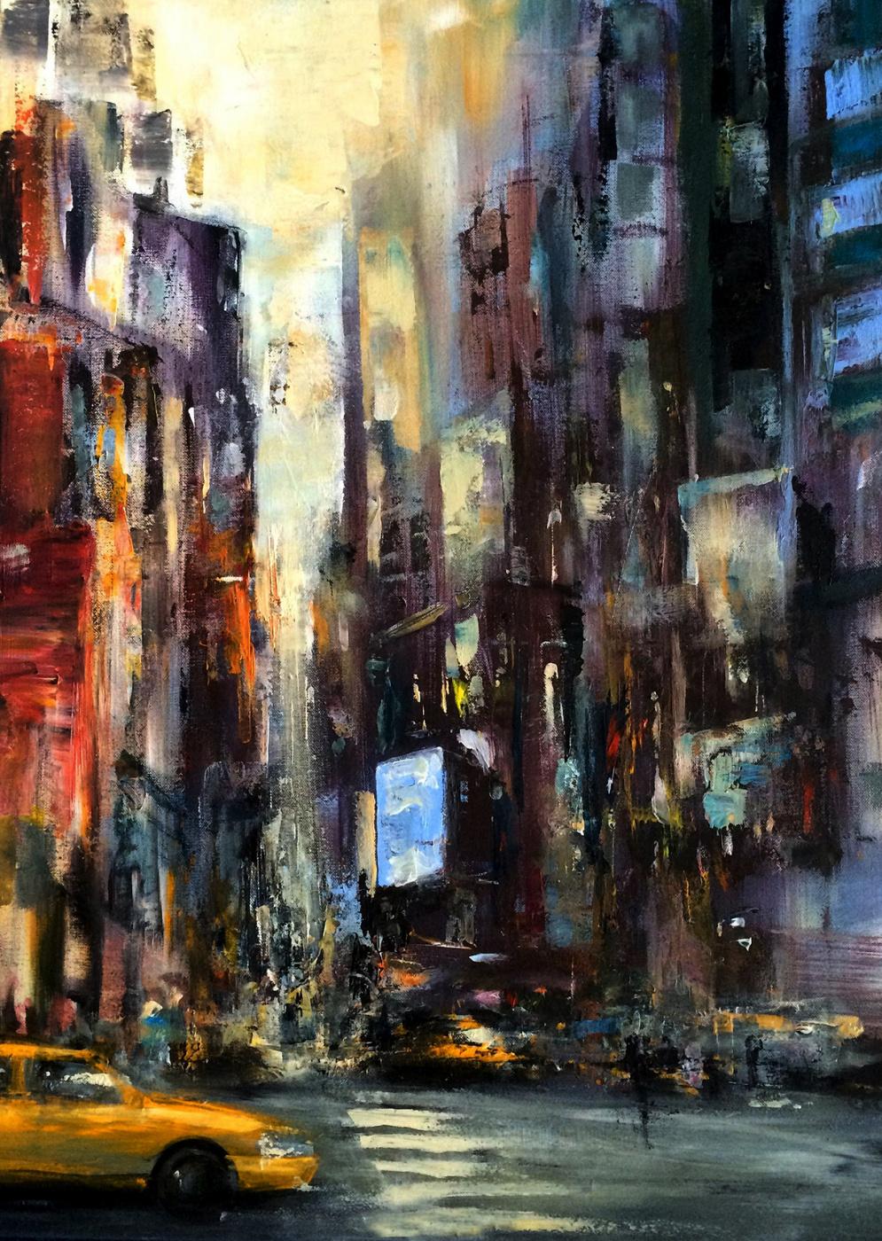 Robert Hettich. City fever