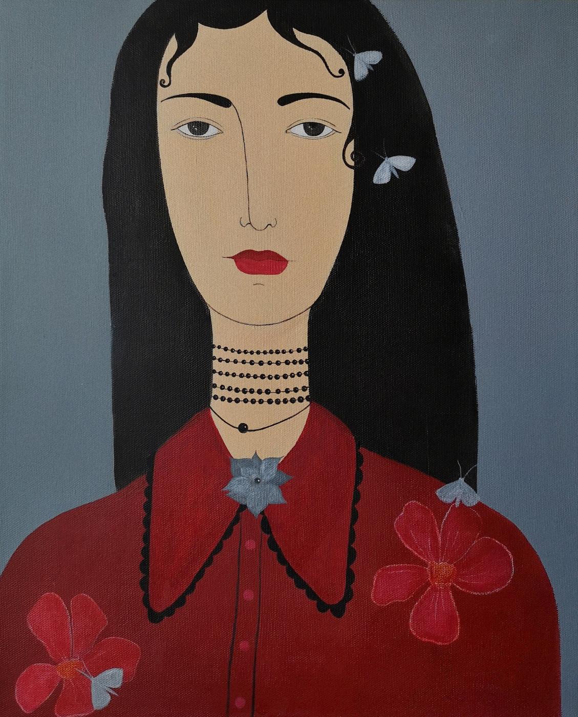 Irina Yakovleva. Moths