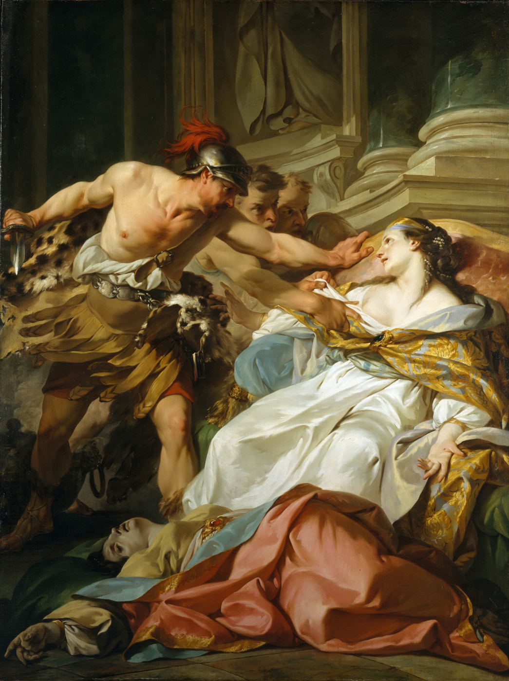 Jean Baptiste Pierre-Marie. The Death Of Harmony