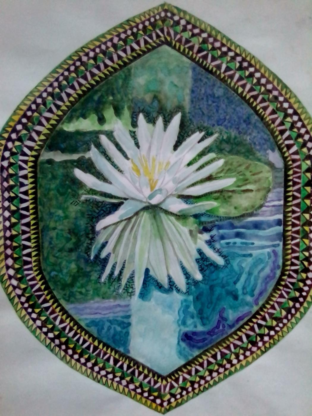 """Вячеслав Коренев. Series """"Flowers"""""""