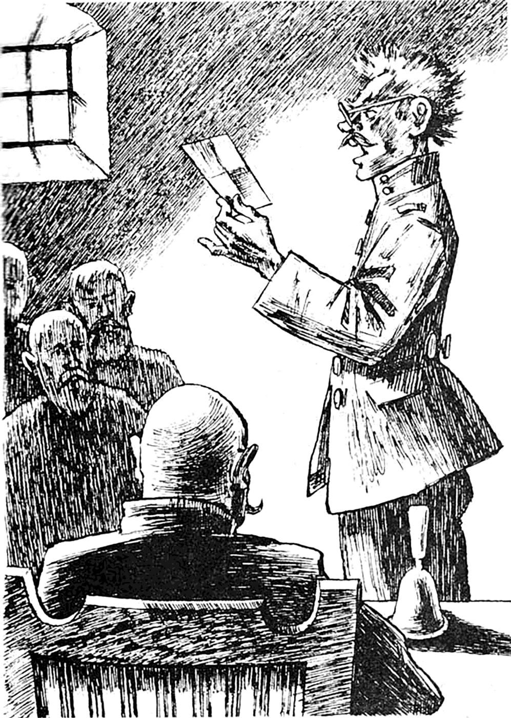 Alexander Vasilievich Kuzmin. Unter Pribisheev. A.P. Chekhov.