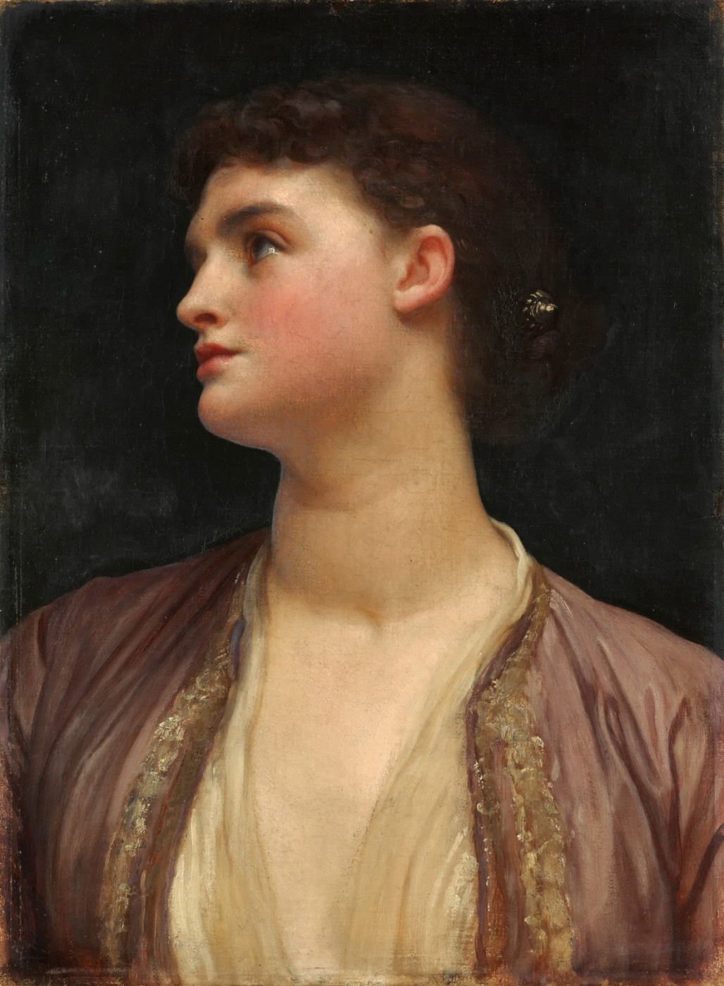Frederic Leighton. Lucia